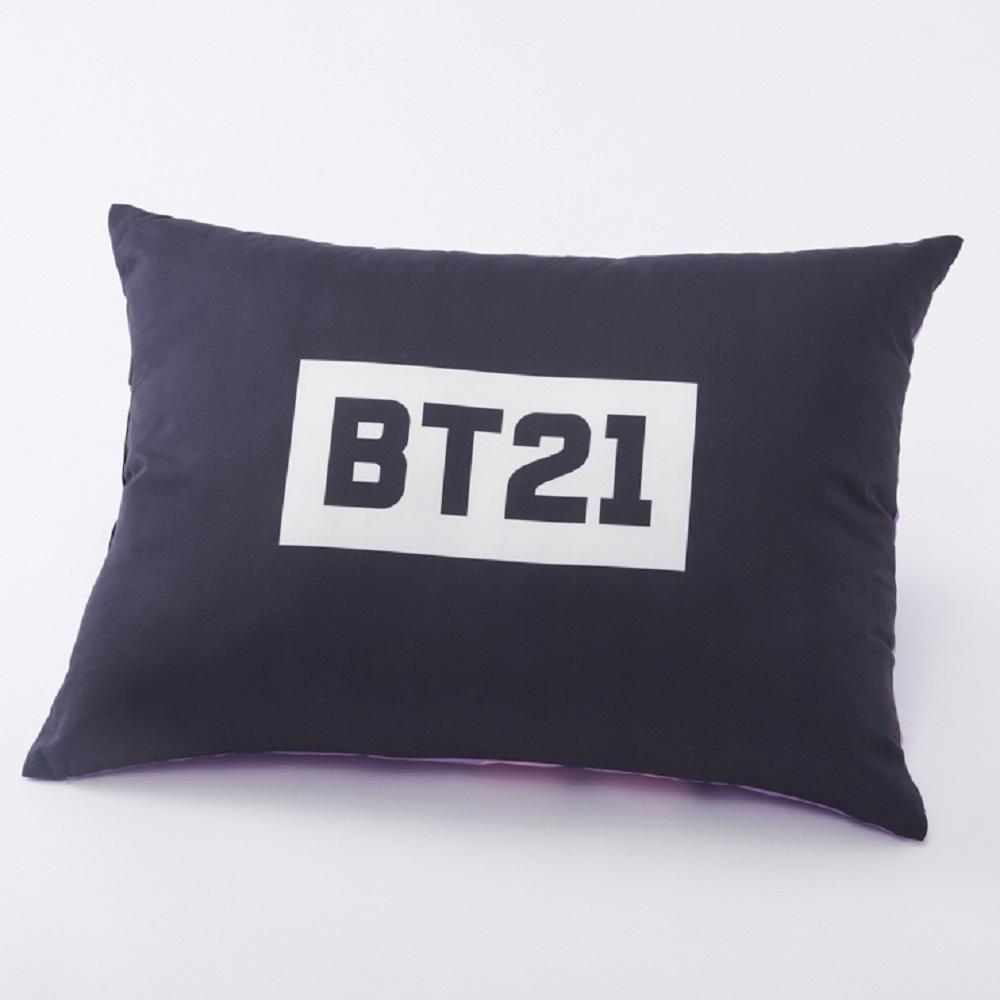 しまむらに「BT21」の可愛いグッズが登場!ブランケット、枕、ハンカチ...予約しなきゃ。