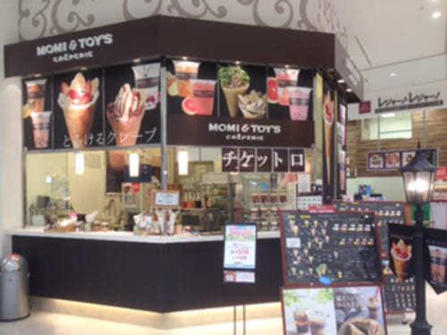越谷のクレープが美味しい店8選!レイクタウンのおしゃれな人気店も!