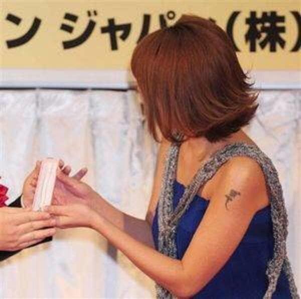 タトゥーをいれている意外な女性芸能人ランキングTOP20!