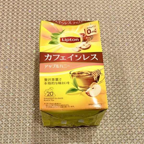 カフェインレスシリーズ アップルハニー