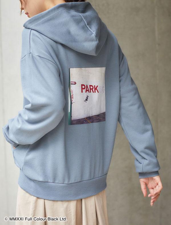「バンクシー」パーカー&Tシャツがおしゃれ!ハニーズで出会えるよ。