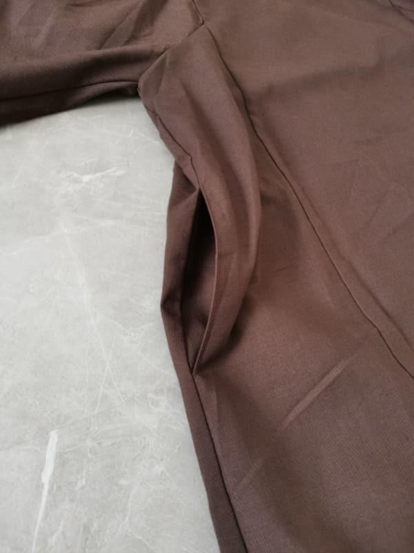 秋は「ブラウンワンピース」1枚が絶対可愛い♡おしゃれさんおすすめワンピの着回しコーデ1.jpg