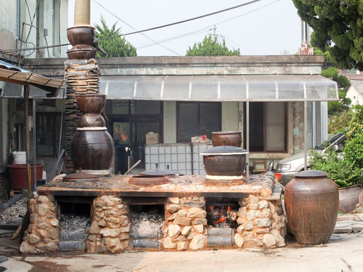 韓国の伝統酒 第4回 竹瀝膏(チュンニョッコ)